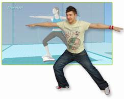 Wii Fitness Club