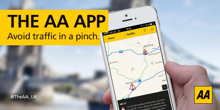 3 app traffic