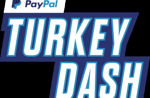 PayPal #TurkeyDash